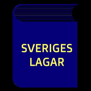 Sveriges lagar